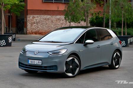 Volkswagen Id3 Prueba