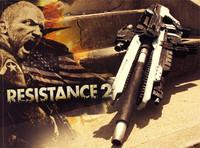Alucinante réplica del rifle Marksman de 'Resistance 2'