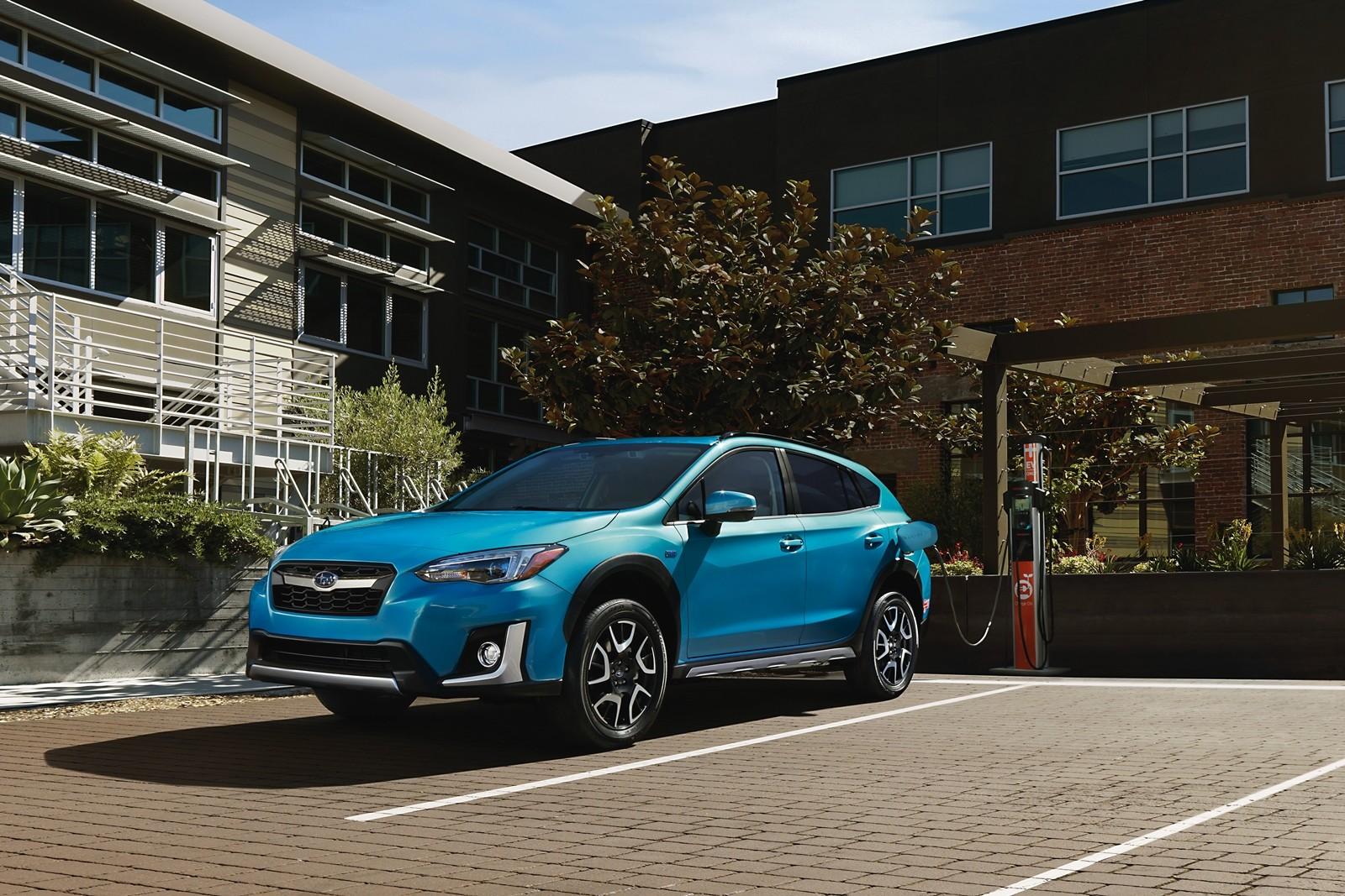 Foto de Subaru Crosstrek Hybrid 2019 (12/16)