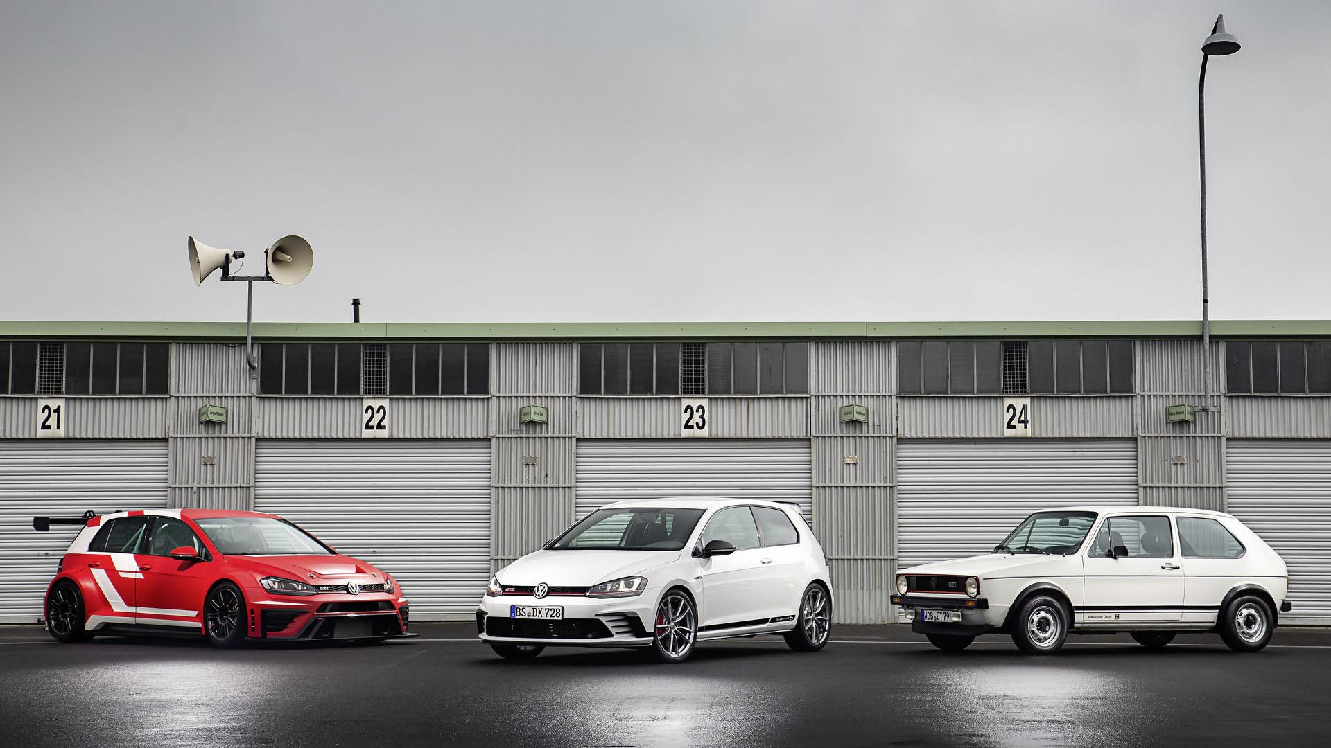 Foto de Volkswagen Golf GTI Clubsport S (29/36)