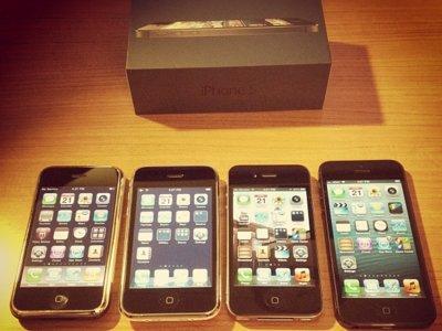 La falacia de gastar el dinero que cuesta un iPhone en acciones de Apple