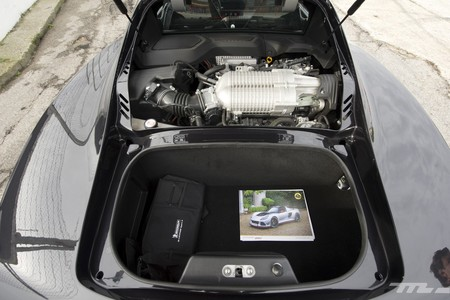 Lotus Exige 380 Sport motor