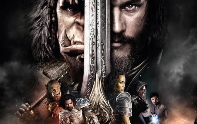 Cartel Warcraft El Origen Pelicula