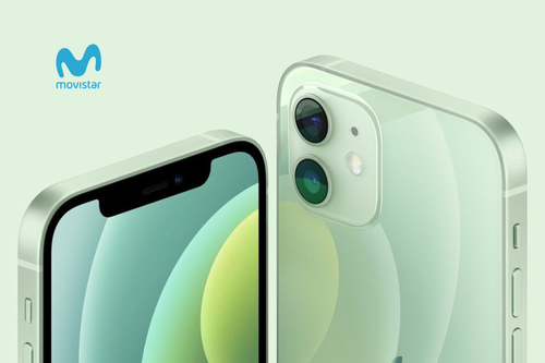 Precios iPhone 12 Mini y iPhone 12 Pro Max con pago a plazos y tarifas Movistar