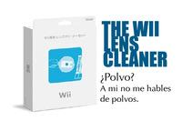 El polvo de Wii es historia. 'The Wii Lens Cleaner'