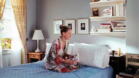 Carrie Bradshaws Apartmentdecor 01