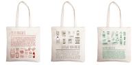 Bolsas de la compra con receta incorporada
