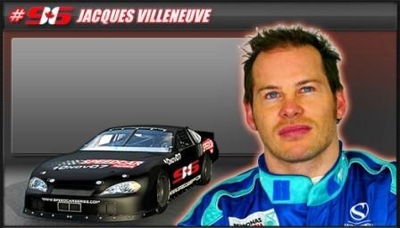 Jacques Villeneuve se une a las Speedcar Series