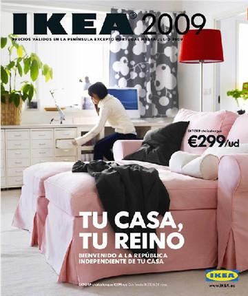 Ikea lanza su nuevo catálogo 2009