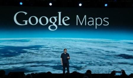 El Google Maps que vimos en I/O 2013 por fin llega a Android