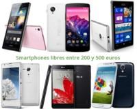 ¿Qué teléfonos móviles regalar esta Navidad entre 200 y 500 euros?