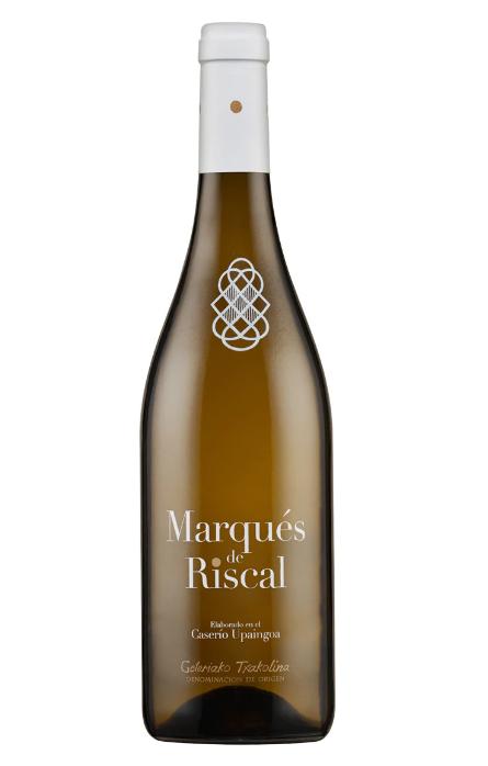 Vino blanco Txacoli de Marqués de Riscal Getariako Txakolina
