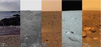 ¿A qué distancia está el horizonte si estás en la Luna? ¿Y en Marte? ¿Y en Venus?