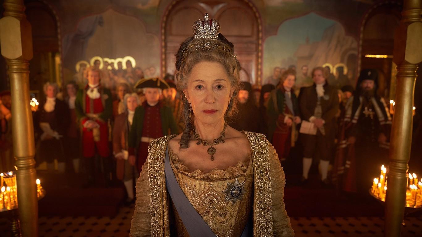 Catalina la Grande (2019) crítica: una imperial Helen Mirren es la ...