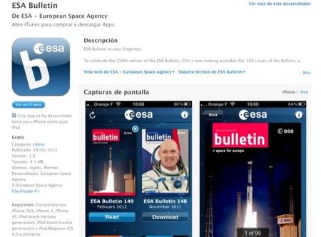 El boletín de la Agencia Espacial Europea cumple 150 números