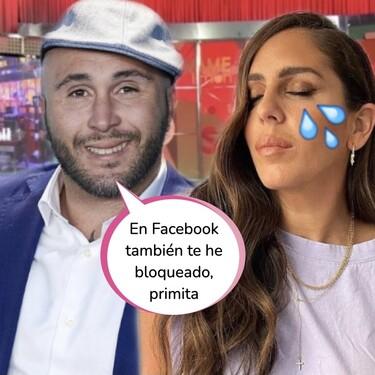 """Kiko Rivera estalla en directo contra Anabel Pantoja y el plató de 'Sálvame' se llena de lágrimas: """"No me aportas nada"""""""