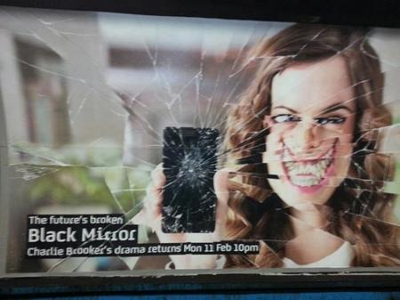 La segunda temporada de 'Black Mirror' se estrenará finalmente el 11 de febrero