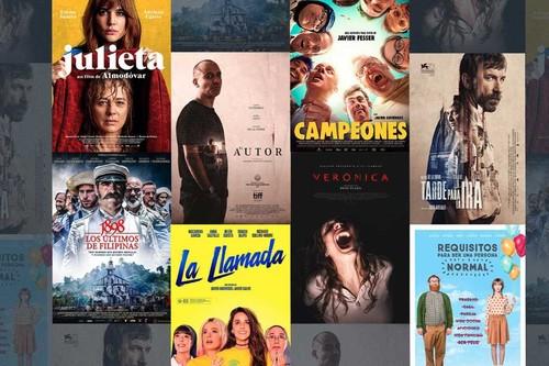 Más de 60 películas españolas gratis en la nueva plataforma 'Somos cine' de RTVE Digital