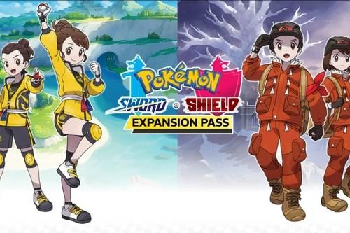 Pokémon Espada y Escudo: todo lo anunciado, mostrado (y sugerido) de los nuevos Pases de Expansión
