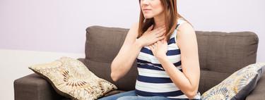 Cómo prevenir la acidez durante el embarazo