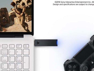 Oficial: PlayStation Now llega a PC y también el adaptador inalámbrico del Dualshock 4