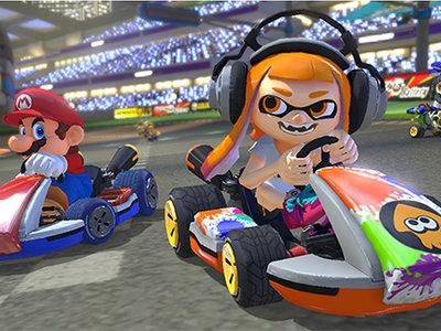 Listos, aquí van veintiséis minutos de Mario Kart 8 Deluxe para Nintendo Switch