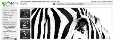 Fotolia supera la cifra de 2.300.000 imágenes en su microstock