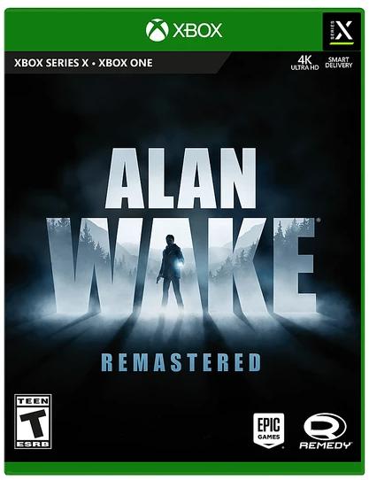 Preventa: Alan Wake Remastered (digital)