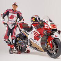 Esta es la Honda de Takaaki Nakagami: el compañero de equipo de Álex Márquez lucirá otros colores en su moto
