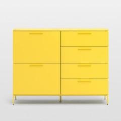 muebles-de-almacenaje-de-colores-alegres