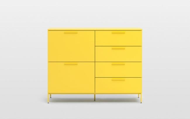 Foto de Muebles de almacenaje de colores alegres (1/5)