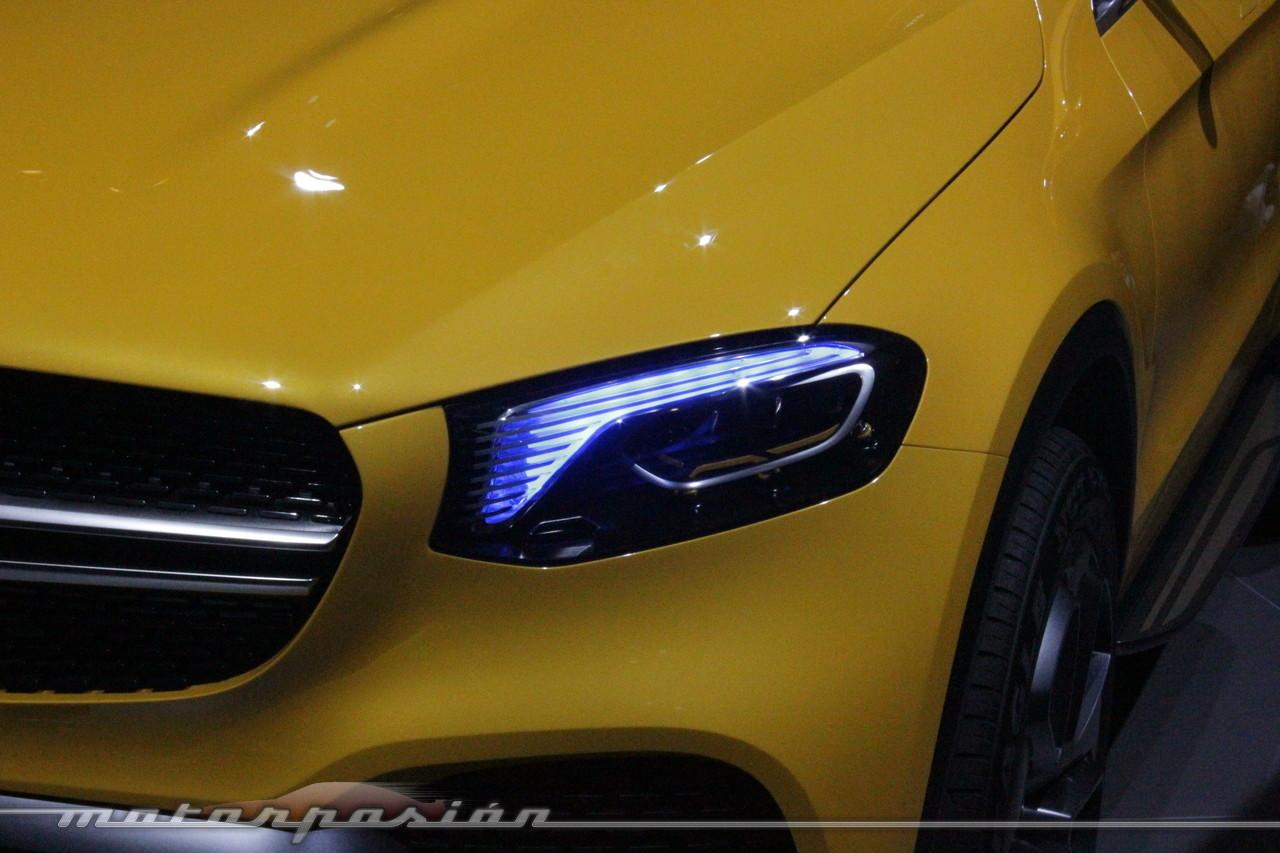 Foto de Mercedes-Benz Concept GLC Coupé (Premiere en Shangai) (22/26)