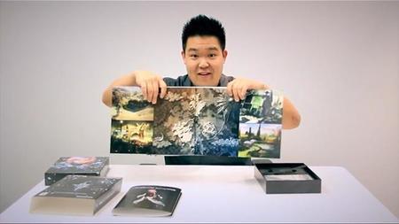 Unboxing de la edición de colección de Lightning Returns: Final Fantasy XIII