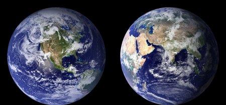 Así es como el telescopio más poderoso de Marte contempla la Tierra
