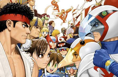 'Tatsunoko vs. Capcom: Ultimate All-Stars' ya tiene fecha europa y portada