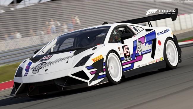 Forza 2014 Lamborghini Gallardo Super Trofeo