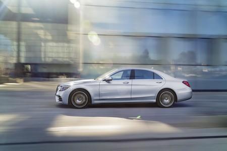 Mercedes Benz Clase S 2018