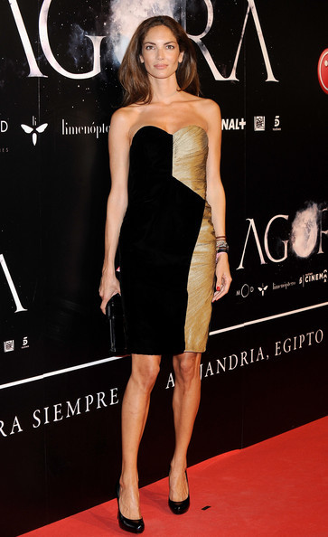Alfombra roja en el estreno de Àgora en Madrid: todas las famosas invitadas