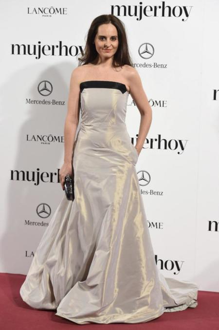 Ana Locking en los Premios Mujer Hoy 2014