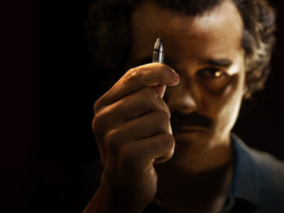 'Narcos', hermosa y terrible