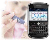 Teléfonos móviles servirán para controlar el nivel de azúcar en la sangre