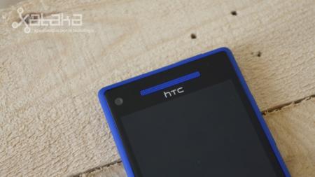 HTC 8X análisis pantalla