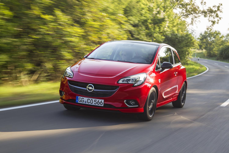 Foto de Opel Corsa (comparativa) (29/47)
