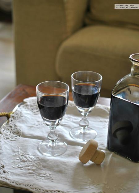 Recetas de licores caseros faciles