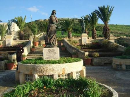 Jardín en Ta Pinu Gozo