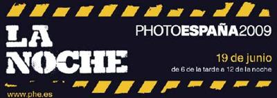 Noche de la fotografía, hoy en Madrid