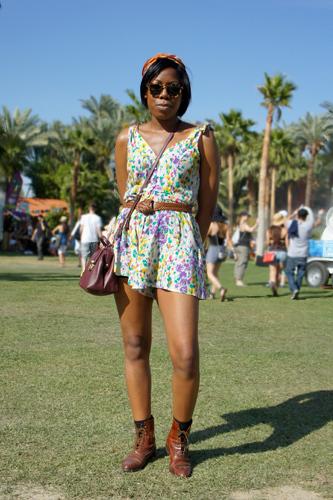 Foto de Los 10 mejores looks de las streetstylers en Coachella: nada que envidiar a las celebrities (20/38)
