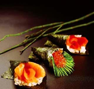 Algas nori, beneficios llegados del mar