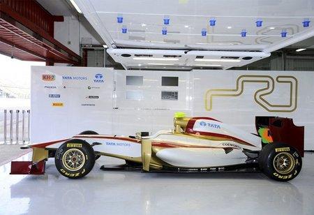 HRT presenta el F112
