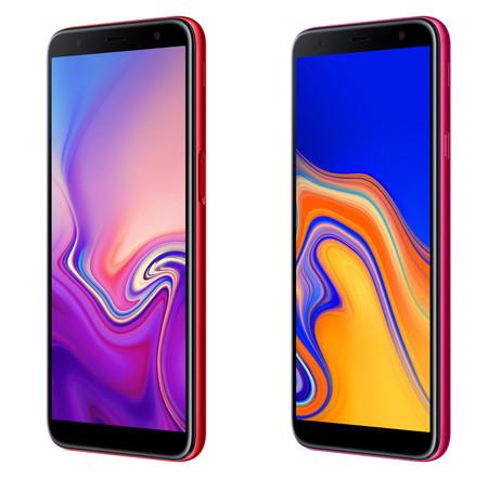 Samsung Galaxy J6+ J4+